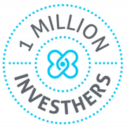 1 Million InvestHers Logo